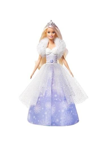 Barbie Barbie Gkh26 Dreamtopia  Kız Çocuk Oyuncak Prenses Bebek Renkli